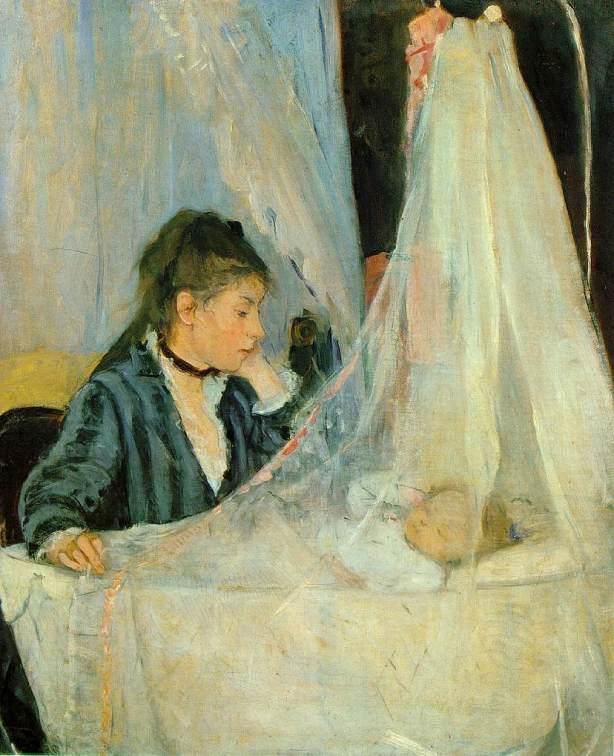 Berthe Morisot- la cuna