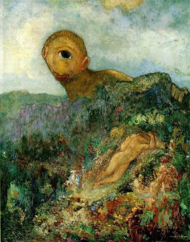 cíclope-odilon-redon-1914