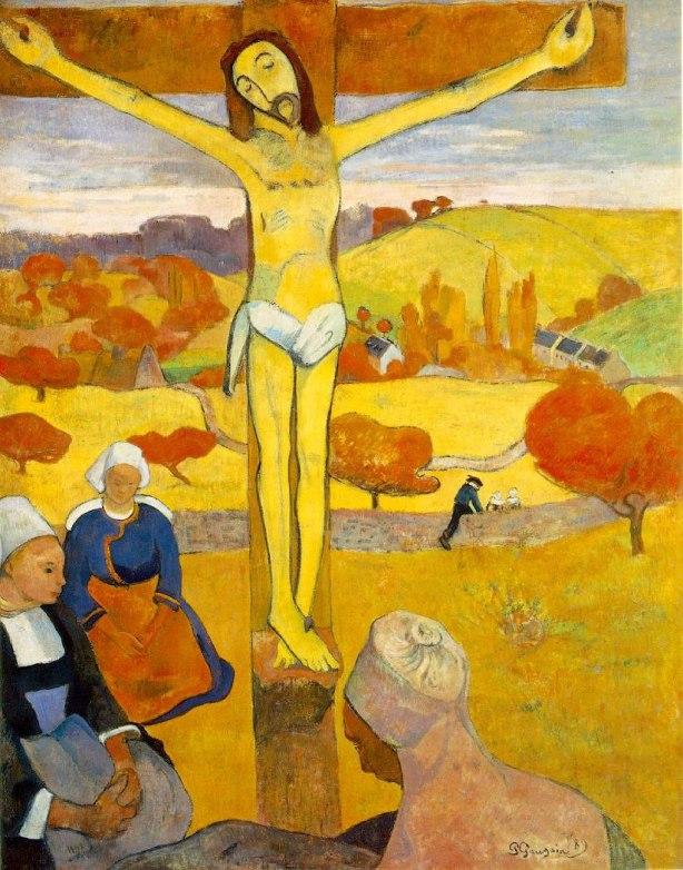Gauguin_cristo_amarillo