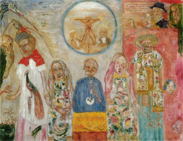 JAMES-ENSOR-THE-VILE-VIVISECTORS