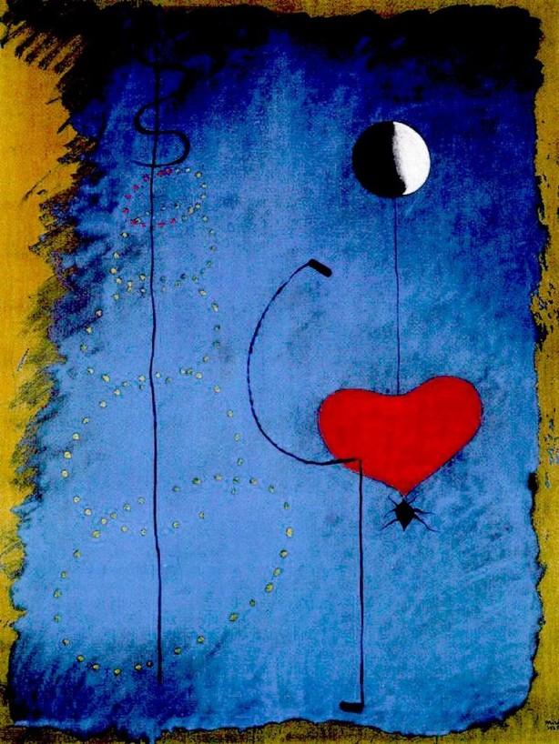 Joan Miró - Bailarina