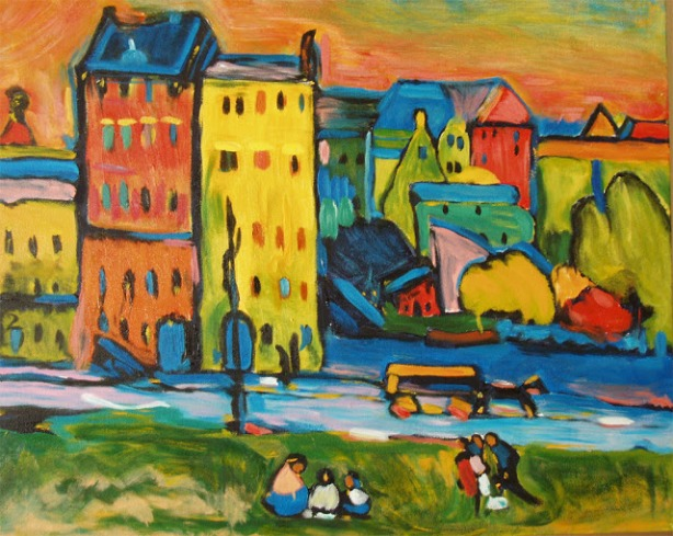 Kandinsky House of Munich
