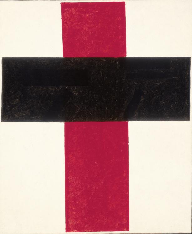 malevich_suprematism-cross_stedelijk-museum