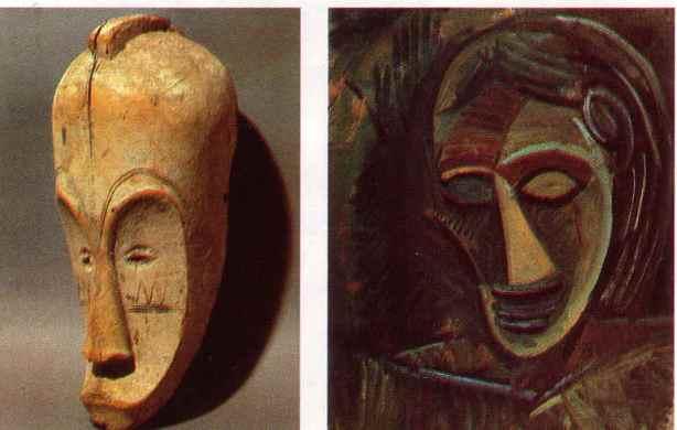 mascara popular-picasso