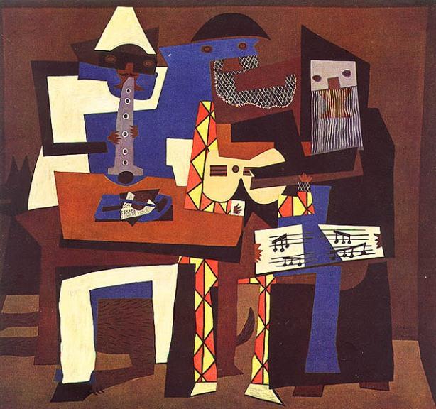 tres músicos 1