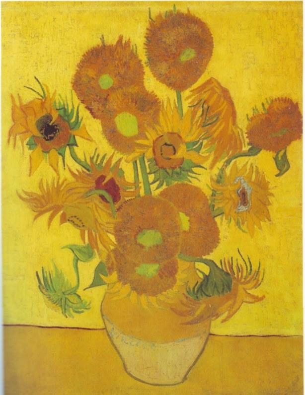 Vincent Van Gogh Los Girasoles Serpientes en casa noticias naturaleza medio ambiente