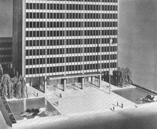 11-mies-van-der-rohe-maquette-seagram-plaza-met-fonteinen-19691