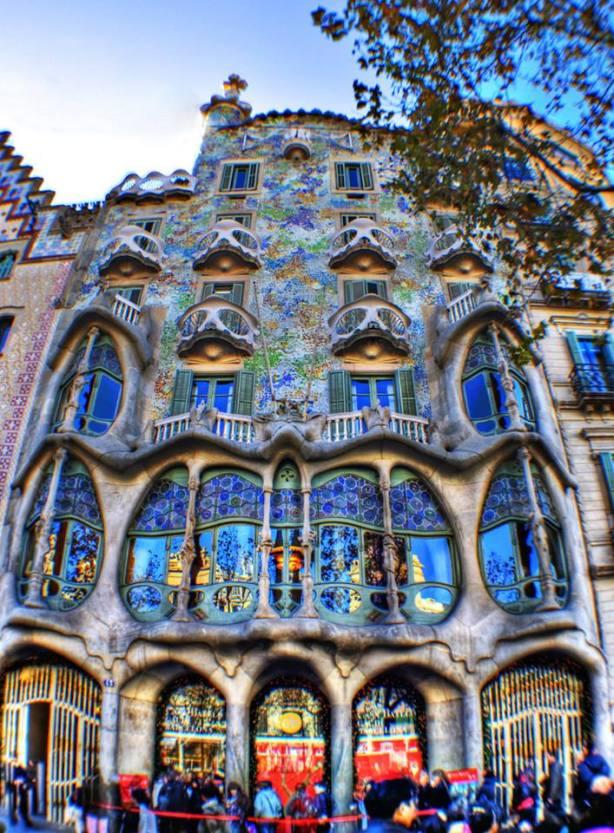 Casa-Batlló-Gaud-Barcelona