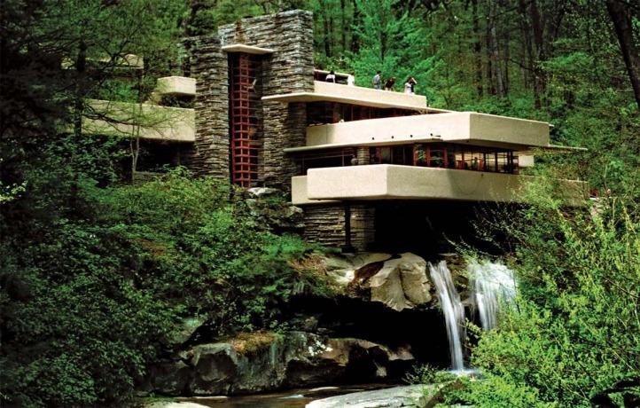 Frank-Lloyd-Wright_Kaufmann-house_Fallingwater