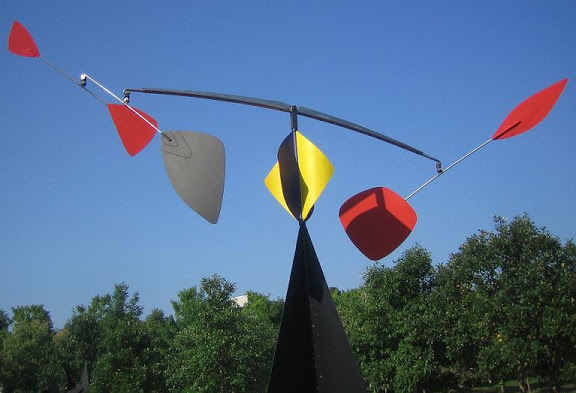 Calder, The Spinner, 1966. Nueva York  2