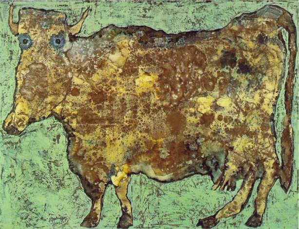 dubuffet-cow_with_subtile_nose