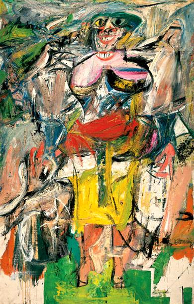 willem-de-kooning-mujer-y-bicicleta-museos-y-pinturas-juan-carlos-boveri